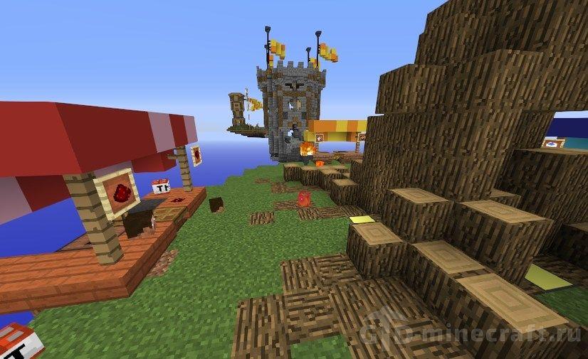Скачать карту Kingdoms для Майнкрафт 1 12 2 бесплатно | Гид