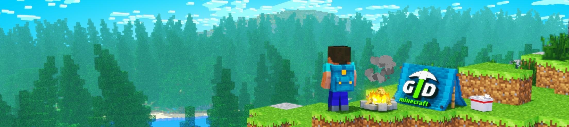 Minecraft шапка